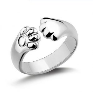 Crazy Cat Lady Rings