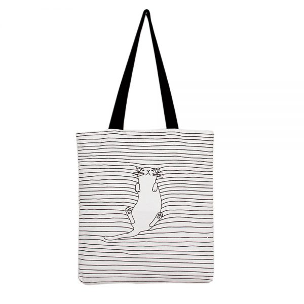 Crazy Cat Lady Shoulder & Tote Bags